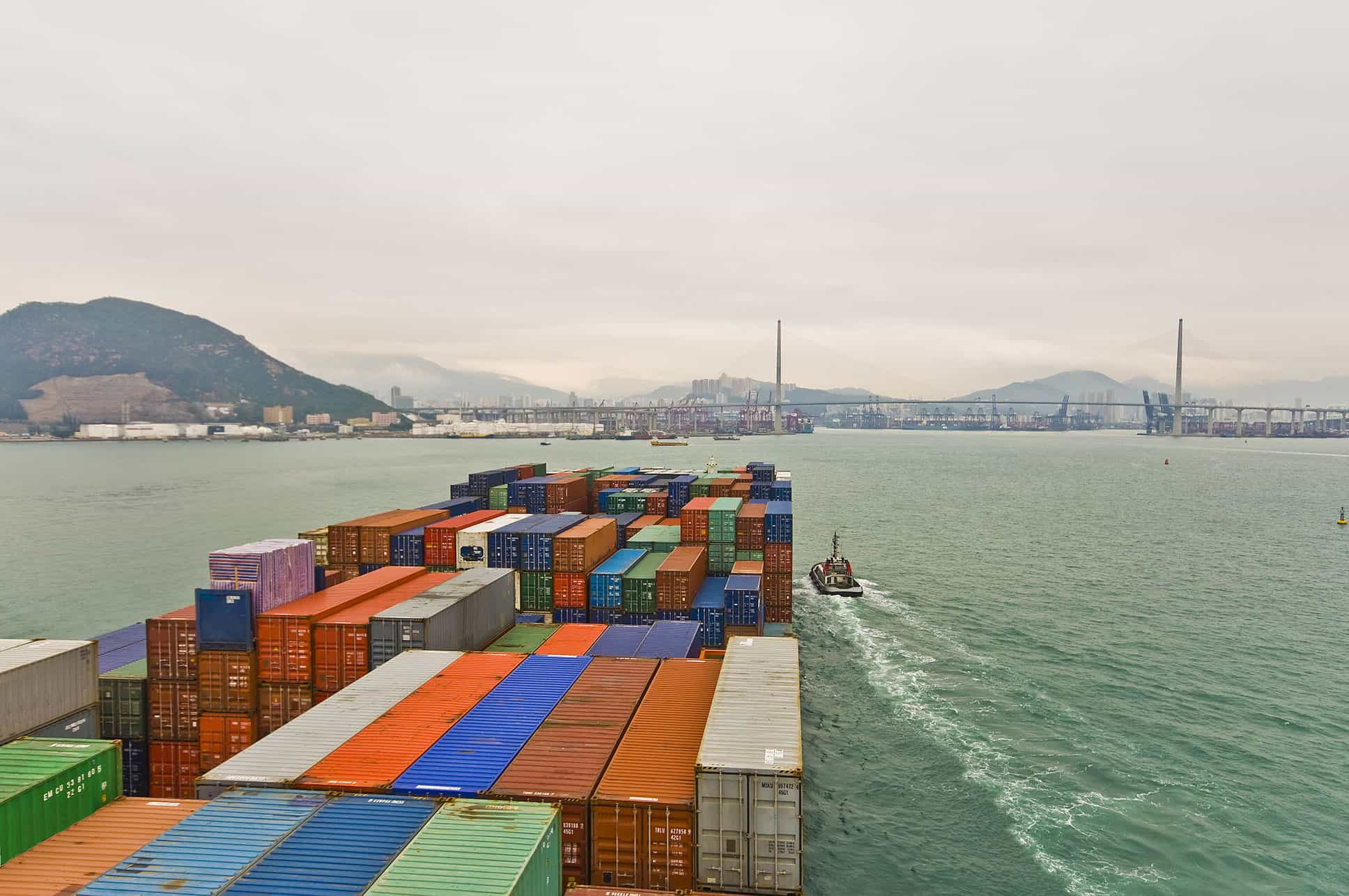 Things to consider before picking a shipping company