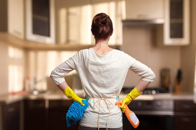 What to see in professional cleaners