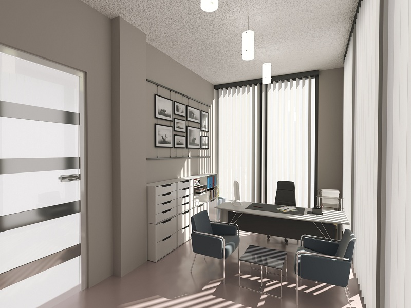 Create a Well Designed Office with Office Interior Design